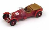 Spark 1:43 Alfa Romeo 8C Howe-Birkin Le Mans Winner 1931