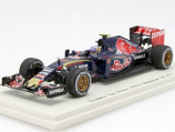 Carlos Sainz Toro Rosso 1:43rd 2015