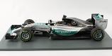 1:18th Lewis Hamilton Mercedes AMG F1 2015