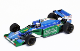 1:43rd Benetton B194 Michael Schumacher Monaco GP