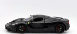 La Ferrari Black Matte 1:18th Bburago