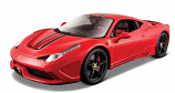 458 Speciale Red 1:18th Bburago