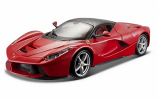 La Ferrari Red Bburago 1:18th