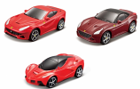 Ferrari Pullback Racer Bburago 1:43rd
