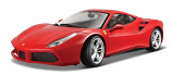 Ferrari 488 GTB Red Bburago 1:24th