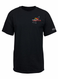 2014 F1 USGP Event Black Tee Shirt