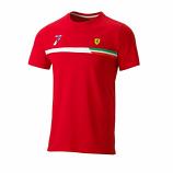 Ferrari Kimi Raikkonen #7 Driver Tee Shirt