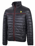 Ferrari Black Padded Jacket