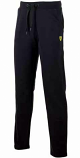 Ferrari Black Classic Sweat Pants
