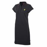 Ferrari Black Ladies Race Dress