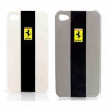 Ferrari iPhone 4-4S GT Metallic Hard Case