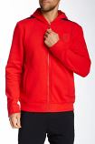 Ferrari Puma Red Zip Sweat Jacket