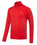 Puma Ferrari Red Zip Sweat Jacket