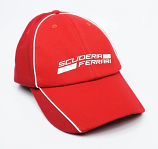 Puma Ferrari SF Red Team Hat