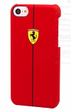 Ferrari Scuderia F1 iPhone 5/5S Red Rubber Hard Case