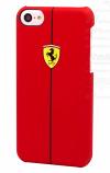 Ferrari Scuderia F1 iPhone 5/5S Red Rubber Hard Case
