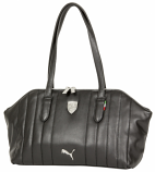 Ferrari Puma Ladies LS Leather Handbag