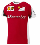 Ferrari Puma SF Kids Team Tee Shirt 2015