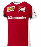 Ferrari Puma SF Kids Team Tee Shirt 2015