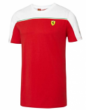Puma Ferrari Red SF Tee