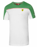 Puma Ferrari White SF Tee