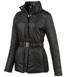 Puma Ferrari Ladies Black Padded Jacket