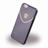 Ferrari iPhone 6/6S Racing Black Hard Case