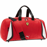 Puma Ferrari Red Replica Team Sports Bag