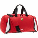 Puma Ferrari Red Replica Team Sports Bag