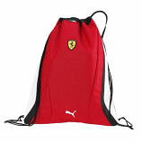 Puma Ferrari Red Team Replica Drawstring Bag