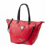 Puma Ferrari Red LS Handbag