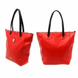 Puma Ferrari Red LS Shopper Bag