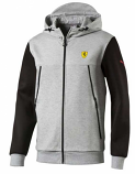 Puma Ferrari Grey SF Hooded Sweat