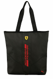 Puma Ferrari Black Fanwear Shopper Bag