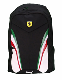 Scuderia Ferrari Black Team Backpack