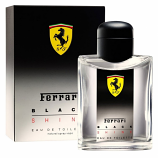 Ferrari Black Shine 4.2oz.Cologne