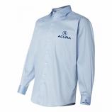 Acura Blue Oxford Dress Shirt