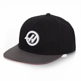 Haas F1 Team Flat Brim Hat