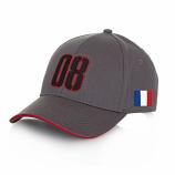 Haas F1 Romain Grosjean Driver Hat