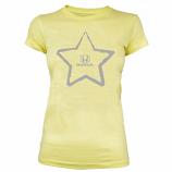 Honda Ladies Yellow Star Tee Shirt
