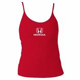 Honda Ladies Red Active Tank Top