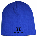 Honda Blue Knit Beanie