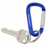 Honda Blue Carabiner Keyring