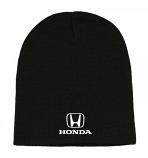 Honda BlackKnit Beanie