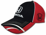 Honda Red Cutter Logo Hat