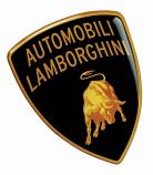 Automobili Lamborghini 3D LRG Sticker