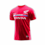 Honda Racing Team Red Tee 2016