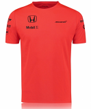McLaren Honda F1 Team Red Rocket Tee