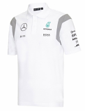 Mercedes AMG F1 Team Polo Shirt