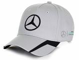 Mercedes AMG F1 Grey Team Hat